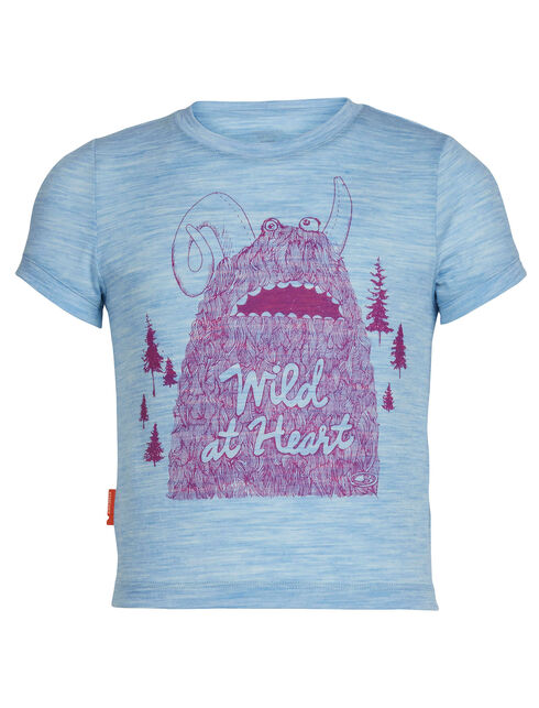 Tech Lite Short Sleeve Wild Heart Monster