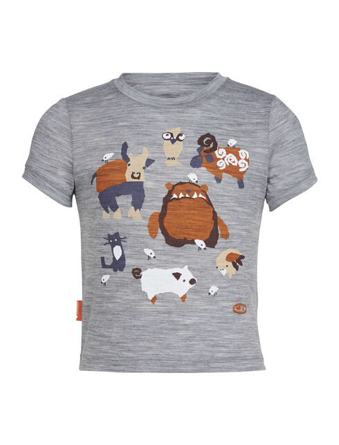 Tech Lite Short Sleeve Bigfoot Barnyard