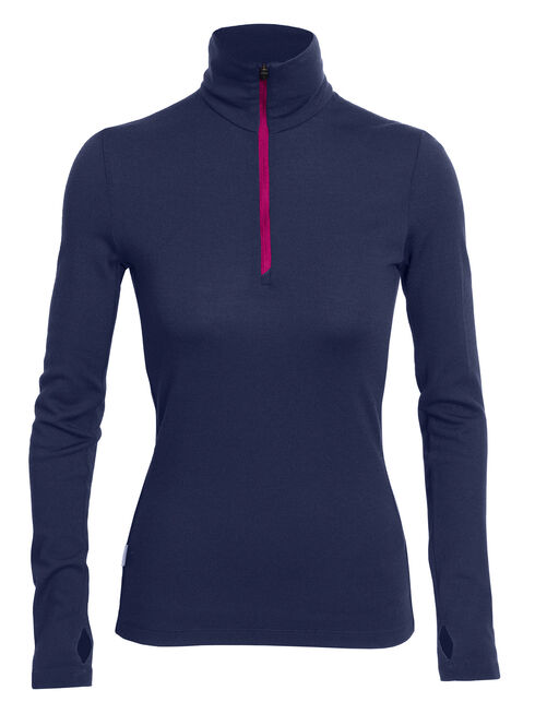 Vertex Long Sleeve Half Zip