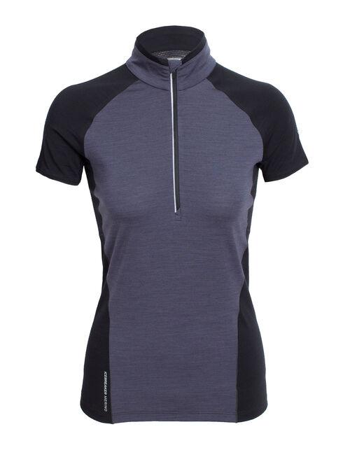 Cool-Lite Spark Short Sleeve Half Zip