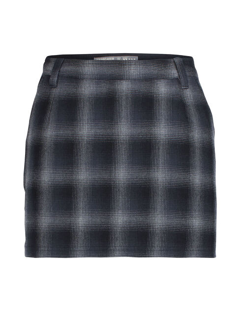 Lodge Skirt Plaid