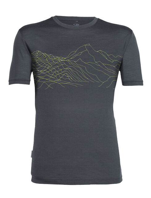 Tech Lite Short Sleeve Crewe Topochartic