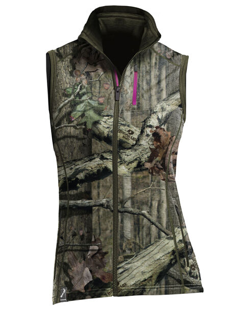 Cascade Vest Mossy Oak