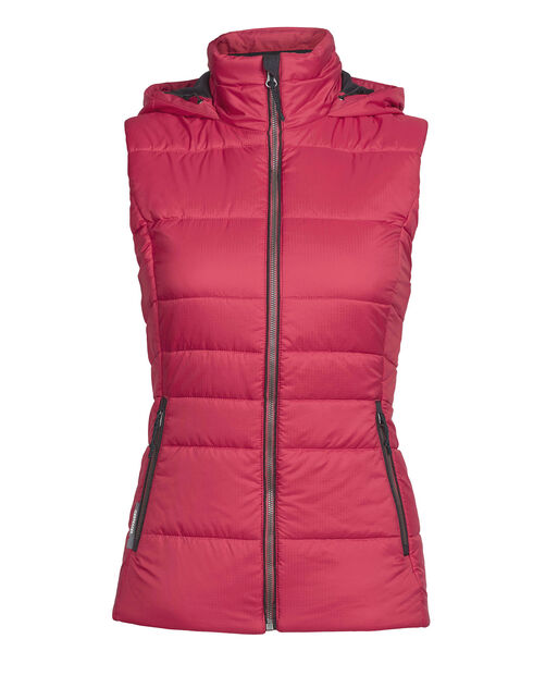 MerinoLOFT Stratus X Hooded Vest