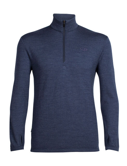 Original Long Sleeve Half Zip