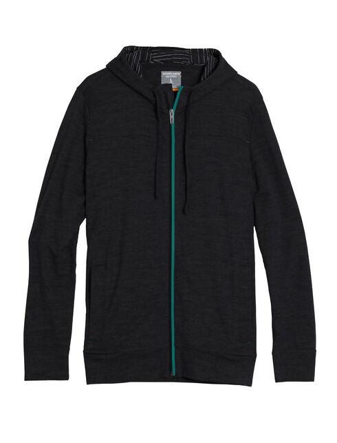 Shifter Long Sleeve Zip Hood