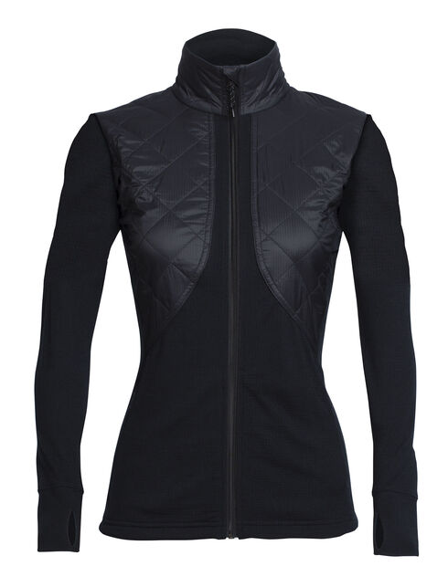 MerinoLOFT Ellipse Long Sleeve Zip