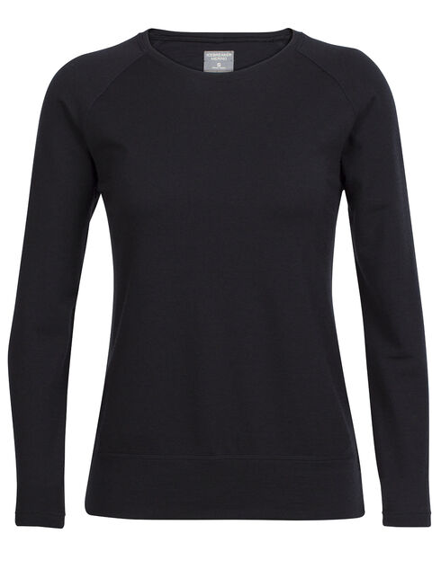 Zoya Long Sleeve Crewe