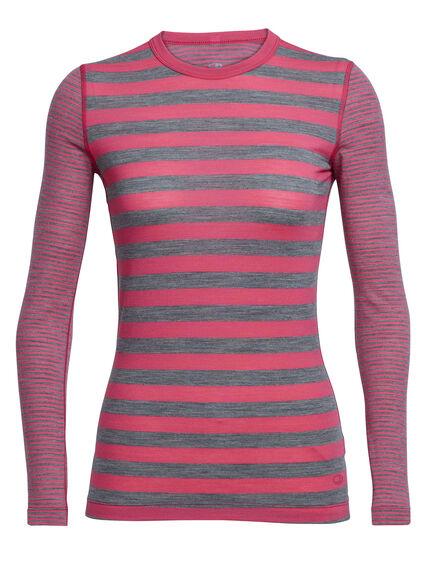 Sprite Long Sleeve Crewe Stripe