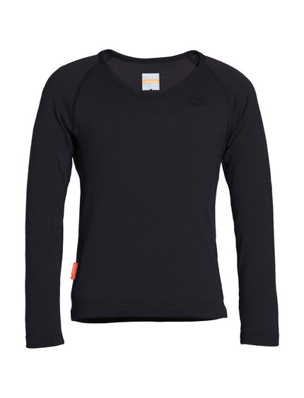 Kids Oasis Long Sleeve Crewe