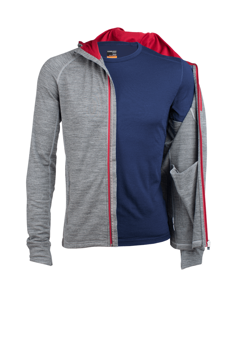 icebreaker merino base layer