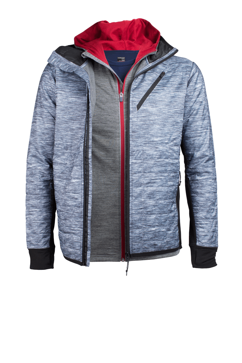 icebreaker merino outer layer
