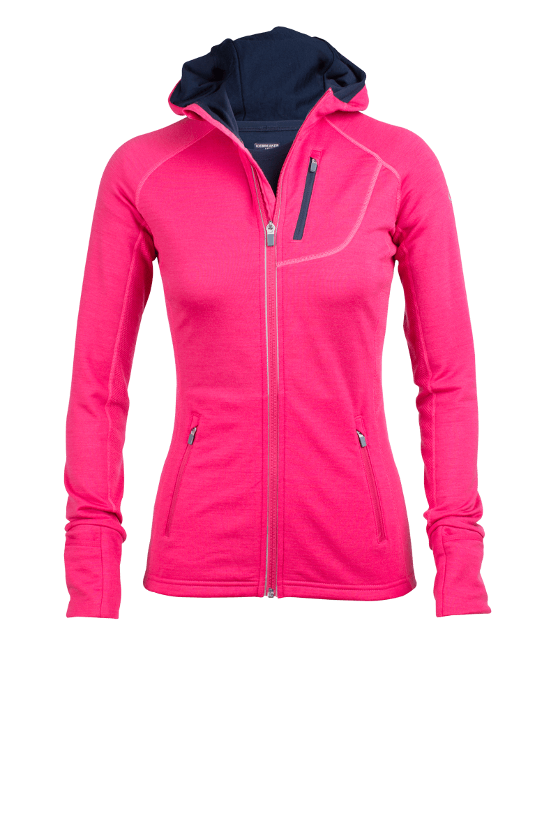 Women's Merino Wool Mid Layer