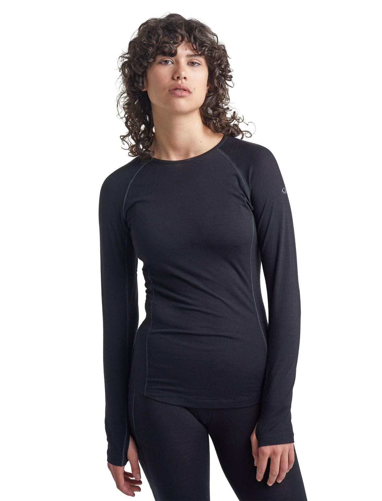 BodyFitZone™ 150 Zone长袖圆领上衣