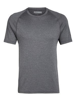 男款 Cool-Lite™ Motion无缝短袖圆领上衣 Motion无缝短袖圆领上衣富有弹性、吸湿排汗、出色透气,是一款蕴含先进技术、四季皆宜的轻盈打底上装。
