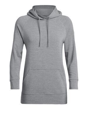 Cool-Lite™ Merino Momentum Hooded Pullover