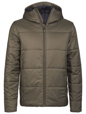 男款 MerinoLoft™ Collingwood带帽夹克 Collingwood带帽夹克采用MerinoLoft™保暖层,令您无论居家或外出都不惧严寒,以自然为灵感,打造抵御寒冷的保暖佳选。