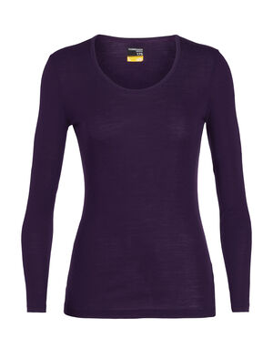 Merino 175 Everyday Long Sleeve Scoop Neck Thermal Top