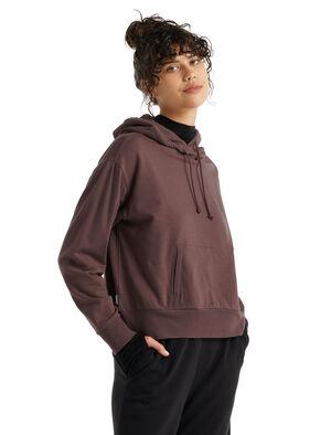 RealFleece™美丽诺羊毛Dalston长袖帽衫