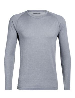 Cool-Lite™ Merino Motion Seamless Long Sleeve Crewe T-Shirt