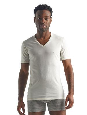 Merino Anatomica Short Sleeve V Neck T-Shirt