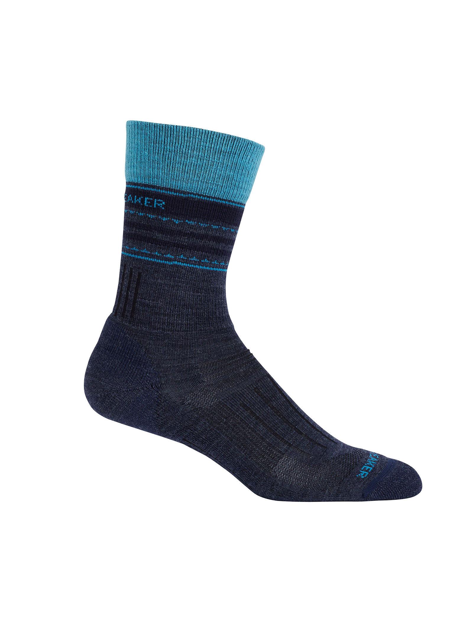 Medium Crew hiking-socks Icebreaker Merino Hike