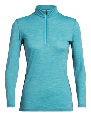 Cool-Lite™ Amplify Long Sleeve Half Zip
