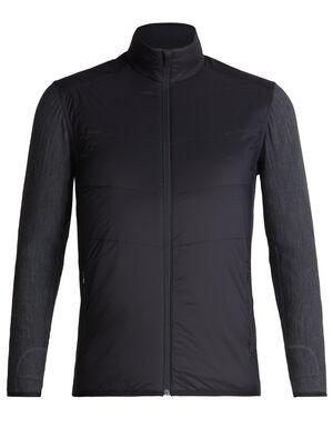 男款 MerinoLOFT™ Descender Hybrid夹克 Descender Hybrid夹克以混合面料制成,将分区保暖和美丽诺羊毛耐穿性能出色结合,运用MerinoLOFT™保暖技术,打造出一款蕴含先进科技、保暖性佳的中层夹克。