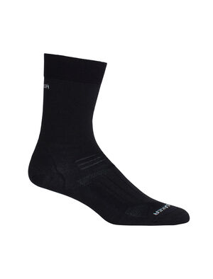 Womens Merino Hike Liner Crew Socks Ultralight and thin yet durable, our Hike Liner Crew socks are breathable, quick-drying and comfortable, either paired with a heavier sock or worn alone in hot conditions.