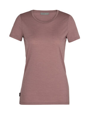 Womens Merino Spector Short Sleeve Crewe T-Shirt A lightweight, breathable, and versatile merino wool T-shirt ideal for everything from hiking to travel, our Spector Short Sleeve Crewe is a go-to for any and every day.