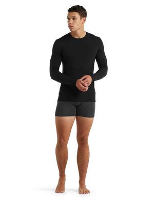 Men's Anatomica Long Sleeve & Boxers