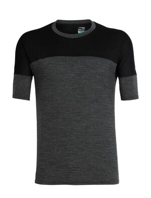 Mens Cool-Lite™ Kinetica Short Sleeve Crewe A high-performing T-shirt with a breathable mesh back, the Kinetica Short Sleeve Crewe is a smart choice for those scorchingdays outside, or intense sessions in the gym.