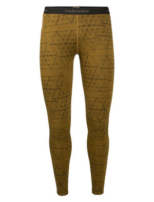 Merino 250 Vertex Leggings Ice Structure