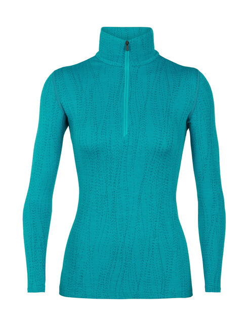 250 Vertex Long Sleeve Half Zip Drift