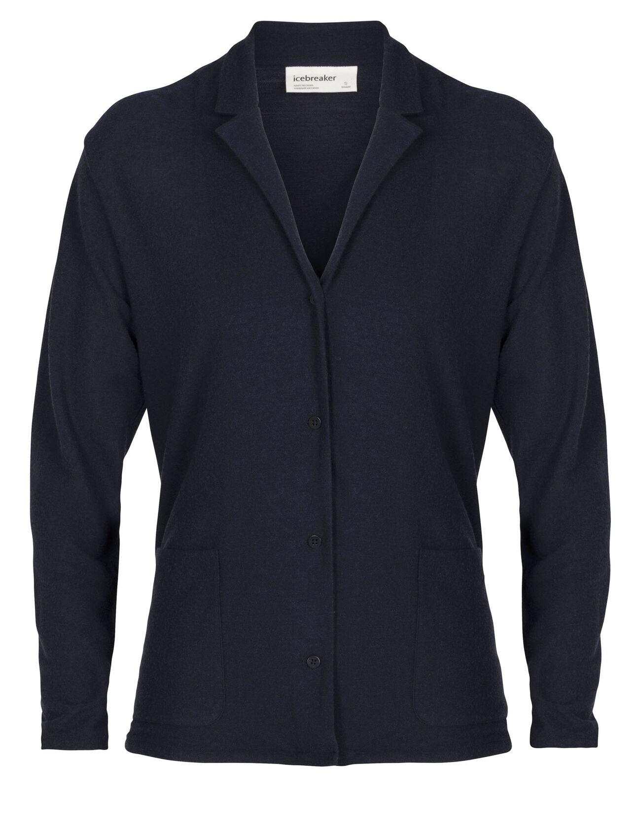 Merino 180 Pique Jacket