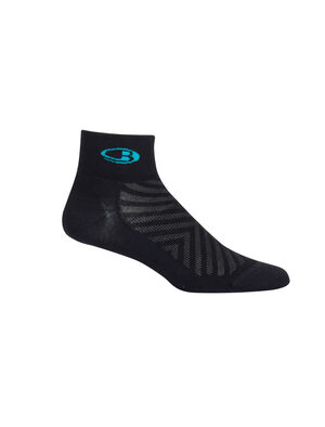 Womens Run+ Ultralight Mini Thin, ultralight women's running socks made with a technical merino wool blend and no-show height, the Run+ Light Micro is perfect for runs of any length.