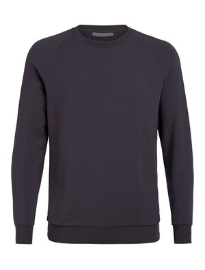 Merino Nature Dye Helliers Long Sleeve Crewe T-Shirt