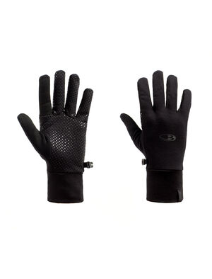 Unisex RealFLEECE® Sierra Gloves Midweight merino wool gloves made with our RealFLEECE® fabric, the Sierra Gloves feature our corespun fibers, a grippy palm and touchscreen fingertips.
