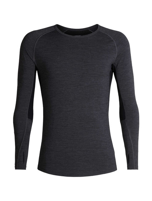 3630cda38 BodyfitZONE™ 200 Zone Long Sleeve Crewe - Icebreaker (US)