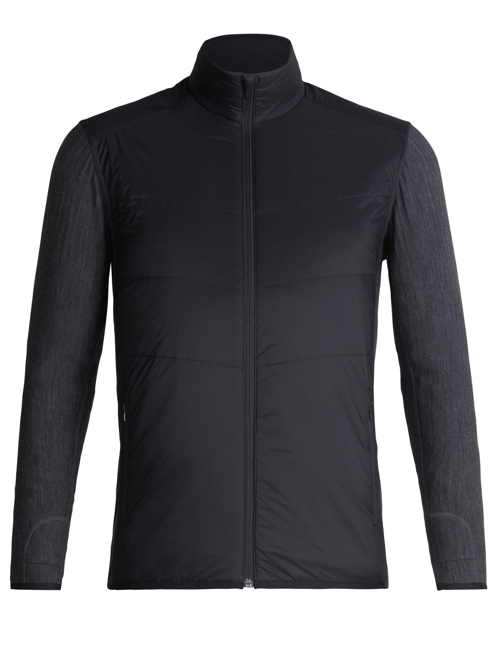 men's merinoloft™ descender hybrid jacket  grund jacken c 8_27 #1