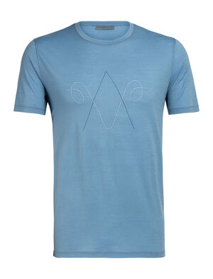 Mens Nature Dye Tech Lite Short Sleeve Crewe Anniversary Ram Our most versatile men's merino wool tech tee, the nature dye Tech Lite Short Sleeve Crewe Anniversary Ram is dyed naturally and provides stretch, comfort, breathability and odor-resistance for just about any adventure.