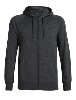 RealFLEECE® Helliers Long Sleeve Zip Hood