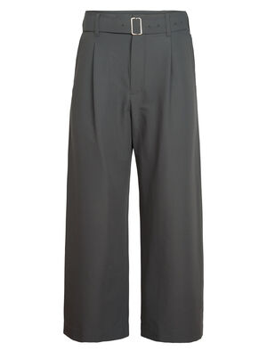 旅 TABI Merino-Shield Cropped Pants