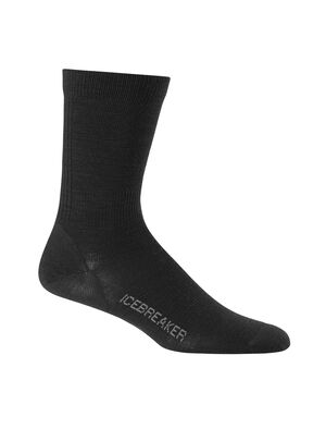 Womens Lifestyle Ultralight Crew Durable and ultralight merino wool women's socks for everyday use, the Lifestyle Ultralight Crew socks blend soft, breathable merino wool with nylon and LYCRA® for all-day comfort.