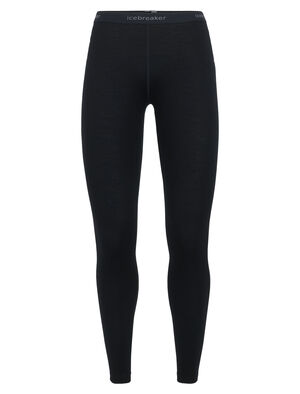 Womens Merino 260 Tech Thermal Leggings Midweight base layer bottoms perfect for skiing, winter hiking, or cold-weather layering, the 260 Tech Leggings are a warmer version of our best-selling Oasis Leggings, made with 100% merino wool.
