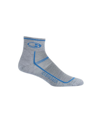 Mens Multisport Ultralight Mini Versatile and highly breathable men's merino wool socks designed for running, biking, hiking, and more, the Multisport Ultralight Mini offers durable, moisture-wicking performance no matter your passion.