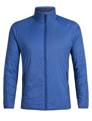 男款 MerinoLOFT™ Hyperia Lite Hybrid夹克 Hyperia Lite Hybrid夹克是一款蕴含先进技术的男士环保型棉服,运用MerinoLOFT™保暖技术,十分适合在登山、滑雪和其他技术性高山运动中穿着。