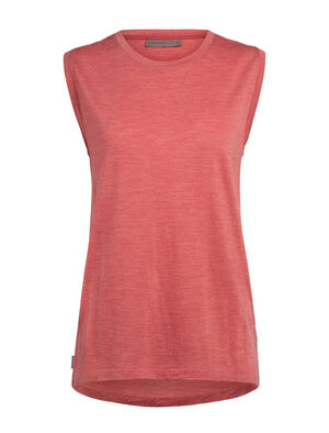 Womens Nature Dye Drayden Tank A natural moisture-wicking women's tank top made with an odor-resistant merino wool blend, the nature dye Drayden Tank balances performance with style.