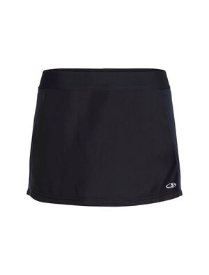 Womens Cool-Lite™ Comet Skort A supportive, stretchy and highly breathable women's running skort with a supportive merino wool inner short, the Comet Skort provides maximum breathability and range of motion when you're moving fast in hot weather.