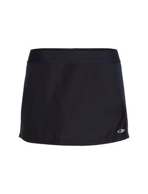 女款 Cool-Lite™ Comet裙裤 Comet女款跑步裙裤具有良好的支撑性、弹性和透气性,内置短裤选用支撑性强的美丽诺羊毛,在炎热天气下运动时为您提供非凡的透气性能和活动范围。